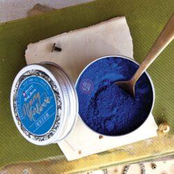 French Blue Artisan Powder