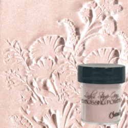 Chateau Rose Embossing Powder