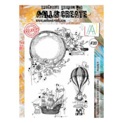 Magnify It A4 Stamp Set