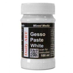 White Gesso Paste