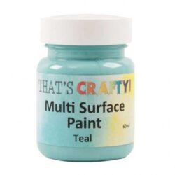 Teal Multi Surface Paint