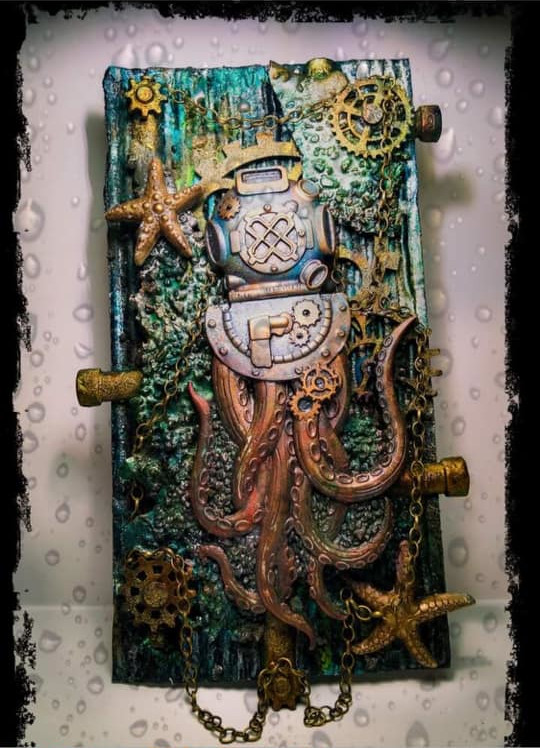 Octodiver By Emma