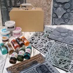Belinda Basson Lady Vagabond Craft Along