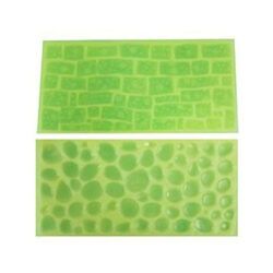 Cobblestone & Wall Impression Mats