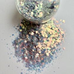 Aqua Opal Sparkles