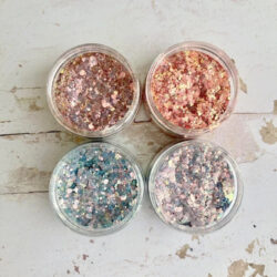 Set of 4 Opal Sparkles
