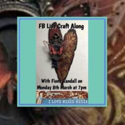 Fiona Randall Heart Craft Along Kit