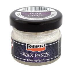 Sparkling Silver Chameleon Wax Paste